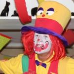 Clown August verzaubert den Kindergeburtstag in Dortmund