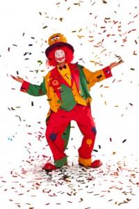 Clown August von den Clownsbrothers