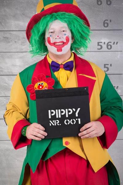 Clown Pippy aus Bochum NRW