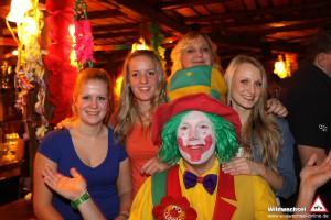 Clown Pippy Nightlife NRW